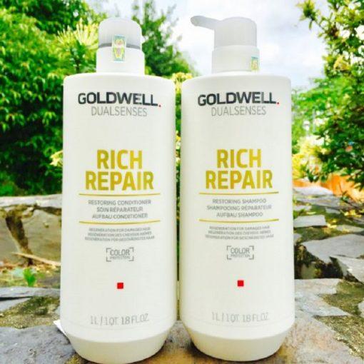 cặp-gội-xả-goldwell-rich-repair-1000ml
